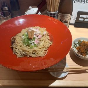 藤沢、江ノ島らぁ麺「片瀬商店」で食べる絶品油そば!プチプチが病みつきになるカジカの子醤油漬ごはん、こりゃ美味い!