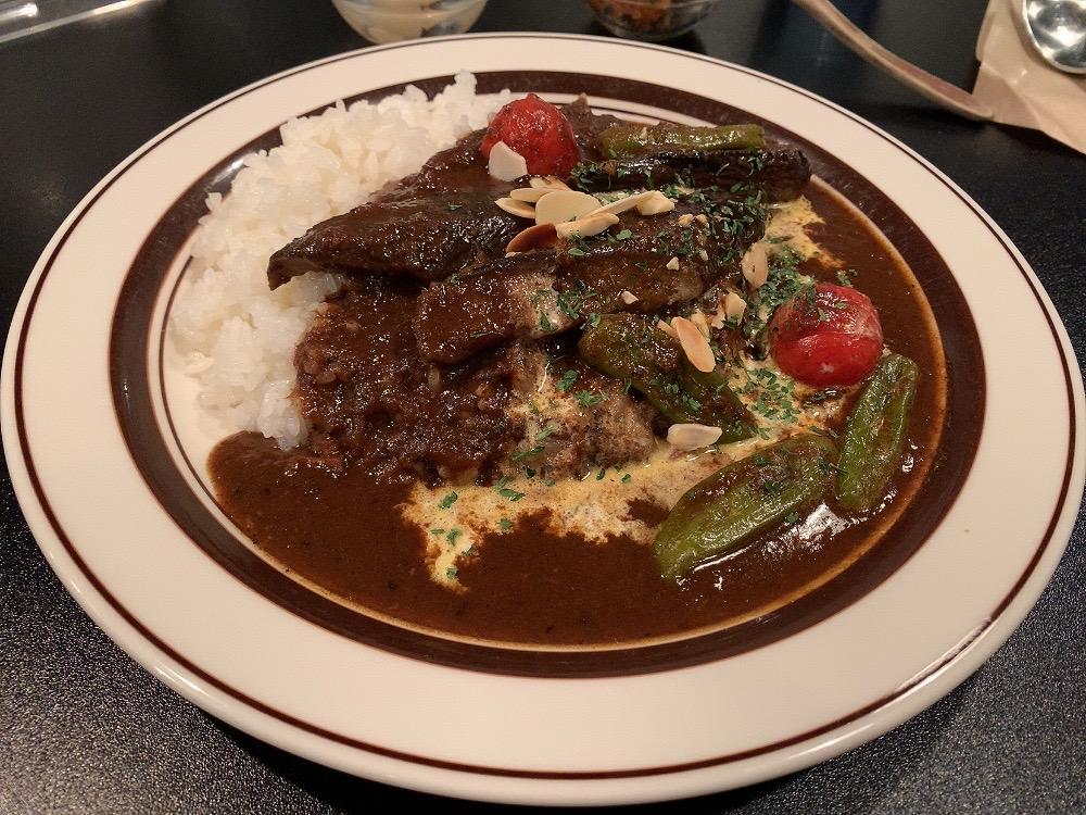 wood curry 野菜カレー