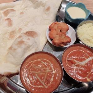 西鎌倉のインドネパールカレー、シリスでランチ!キーマエッグにエビカレーをチョイス、タンドリーチキンも別途注文し1人贅沢ランチを満喫してきた