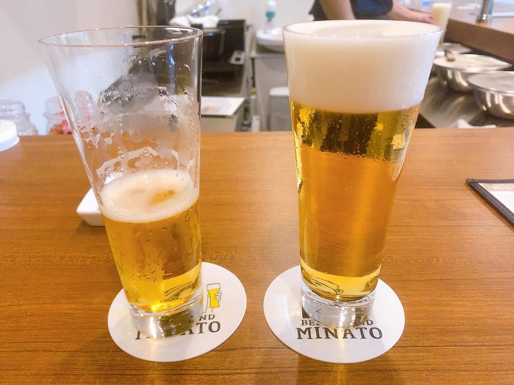 ビールスタンド ミナト 鎌倉グルメ幕府